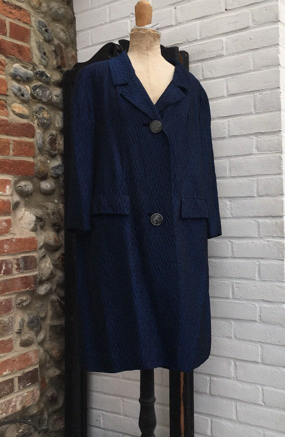 Vintage 50/60s Normal Hartnell coat - image 3