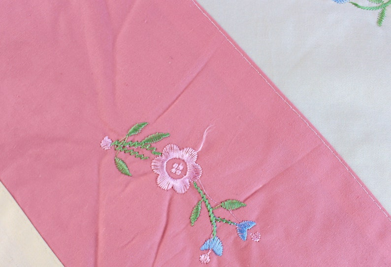 Cover Shams Cottage PillowCase Handmade Cover Room Decor Hostess Gift Quilted Sham Nursery Decor Vintage Pillow Cover Vintage Shams
