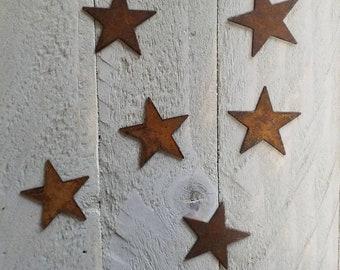 5.5/' Long Multi-Sized Rusty Jingle Bells Garland Swag Primitive Farmhouse