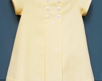 The Raglan Sleeve Dress sewing pattern