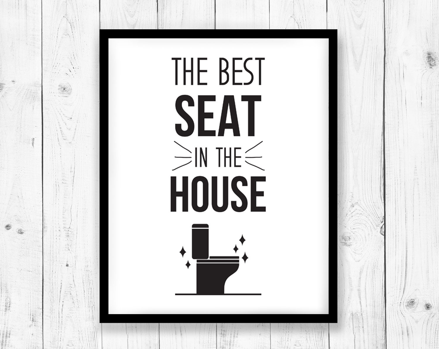 Surprising The Best Seat In The House Svg Bathroom Wall Art Svg Bathroom Sign Funny Bathroom Art Print Printable Art Cricut Silhouette Svg Dxf Download Free Architecture Designs Embacsunscenecom
