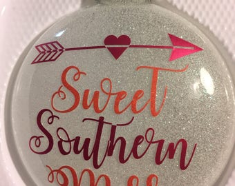 Sweet southern mess Ornament