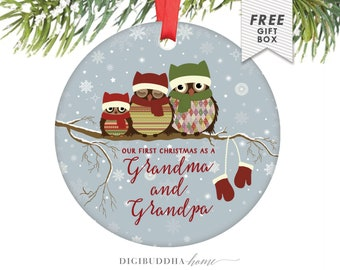 Xmas gifts for grandma and grandpa in spanish
