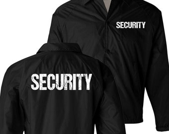 992ff46e7 Security jacket | Etsy