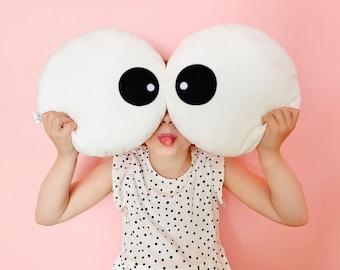 Eye cushions, Children's room decoration, Birth gift