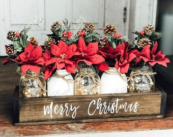 christmas decor etsy