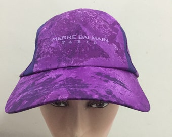 bf6cb1044cd Vintage Pierre Balmain Cap Snapback Free Saiz Fit All