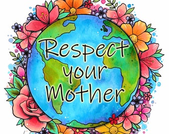 Mother Earth Tattoo Designs