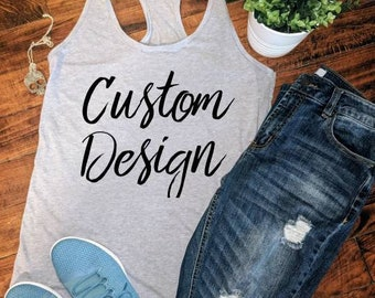 Personalized Tank Top