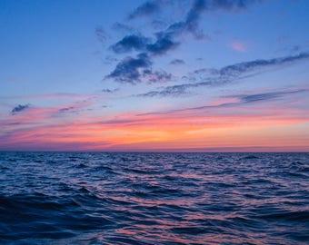 Lake Erie Sunset | 8x10, 16x20