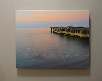 Breathe Canvas, Lake Erie| 11x14