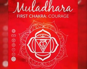 Root Chakra Healing, Balancing and Strengthening Session