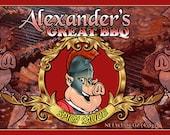 Alexander's Great Spi...