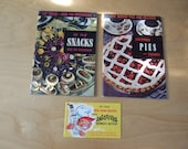 Vintage 1950 39 s Cookbooks with Bonus ANGOSTURA Mini Recipe Book - FREE SHIPPING