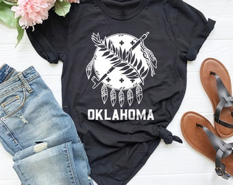 44c7b8f12f26 Oklahoma, Oklahoma Shirt, Screen Printed, Home State Shirt, Home Shirt,  Where I'm From State Shirt, Home, Oklahoma State, Okie Girl, OU, OSU