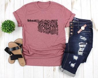 a04440088e94 Oklahoma Girl, Oklahoma Shirt, Oklahoma, Home State Shirt, Home Shirt,  Where I'm From State Shirt, Home, Oklahoma State, Okie Girl, OU, OSU