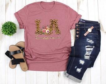d10aefe929bc Louisiana Leopard Print Shirt, Louisiana Shirt, Louisiana, Home State Shirt,  Home Shirt, Where I'm From State Shirt, Home, Louisiana