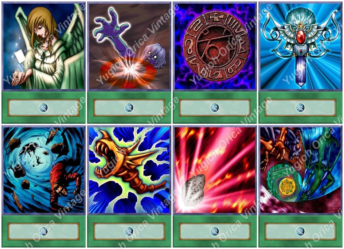 yugioh orica seto kaiba deck 56 cards  etsy