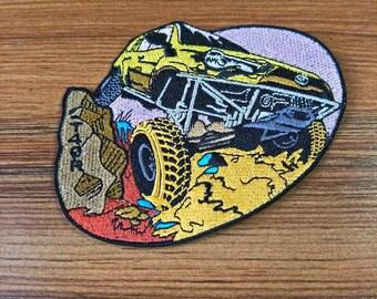 "Toyota ""4Runner"" crawler"
