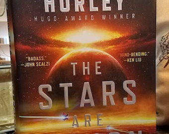 The Stars are Legion - HARDCOVER/Signed