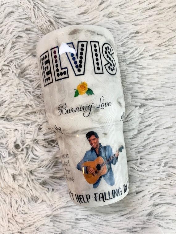 Elvis Tumbler