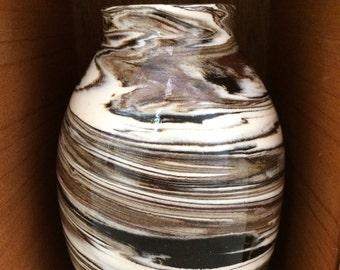 Neriage Vase