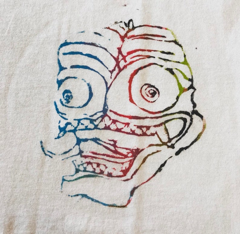 Groove Man Multi Color TShirt