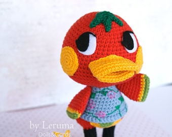 Animal Crossing Plush Etsy