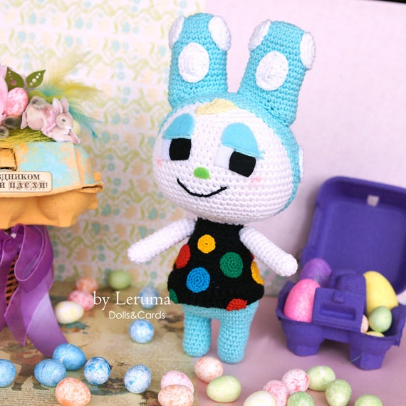 Ready To Ship Francine Animal Crossing Animal Crossing Etsy