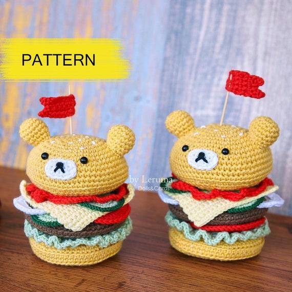 Rilakkuma Crochet Tutorial - YouTube   570x570