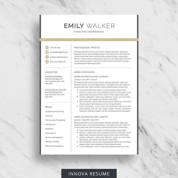 Buy resume builder