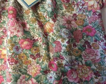 Floral Toddler Peasant Dress