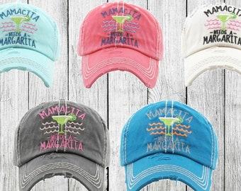 cd64cdec2929c Mamacita Needs A Margarita Patch Hat