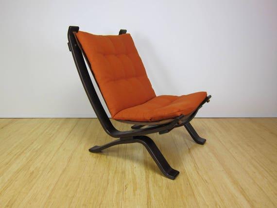 Merveilleux Danish Mid Century Modern Bentwood Sling Chair Style Of Ingmar Relling  Westnofa