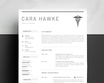 creative cv nurse resume template for ms word and pages professional resume google docs resume template resume instant download