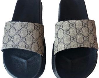 Mens Custom Gucci Sandals