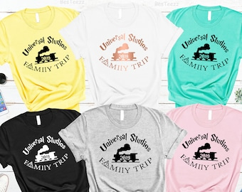 de90d1131 Universal Studios Family shirts, Universal Studios Shirts, Disney Shirts,  Disney Family Shirts, Universal Shirt, Disney Trip Shirts, Disney
