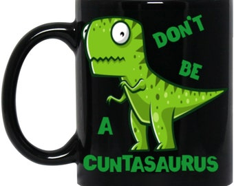 2da1cfcb2cf Cuntasaurus rex mug