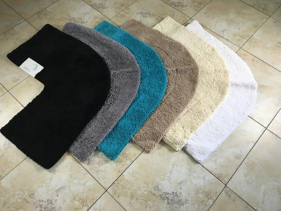 Superior Microfibre Non Slip Corner Shower Mat | Etsy