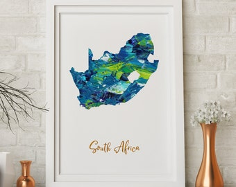 South African Art Etsy