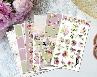 Royal - Kit (for Erin Condren vertical Planner)