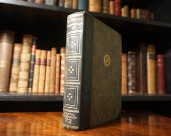 Antique Music Book - Ludwig van Beethoven - Vintage Sheet Music