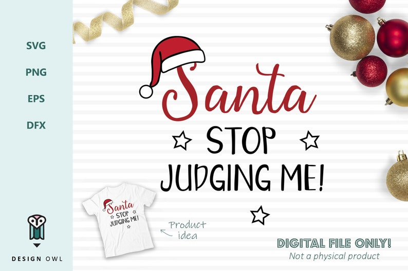SVG file bundle The Christmas bundle