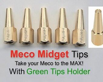 Meco Midget Tip Set - Propane, Natural Gas