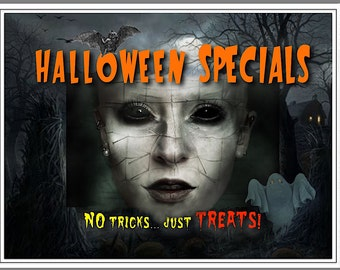 Halloween Jewelry Tools Specials!