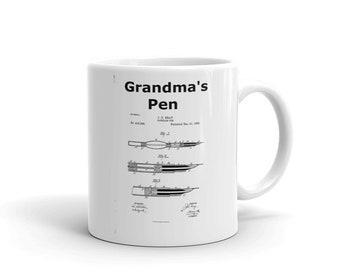 Grandma's Vintage Gift Mug