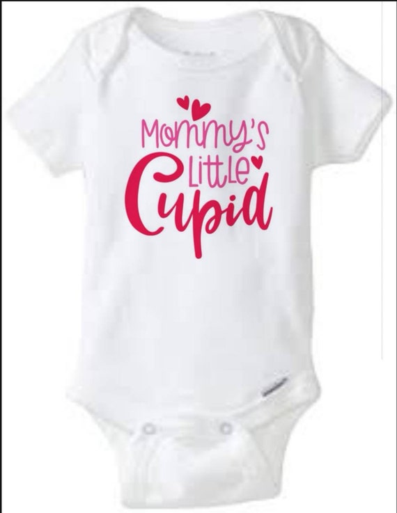 first valentine Baby grow heart breaker Valentines day daddy kids clothes baby vest cupid mummy gift for kids cotton vest, child