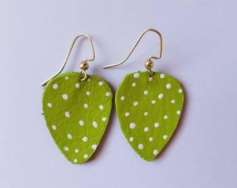 Mini Cacti Earring