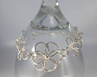 Argentium Silver, Bracelet
