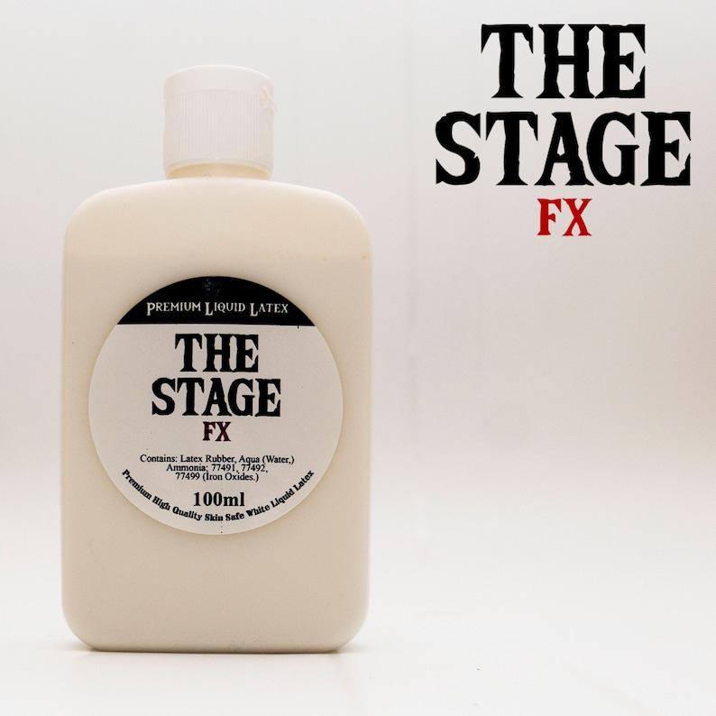 THE STAGE FX  Liquid Latex Halloween Makeup image 0